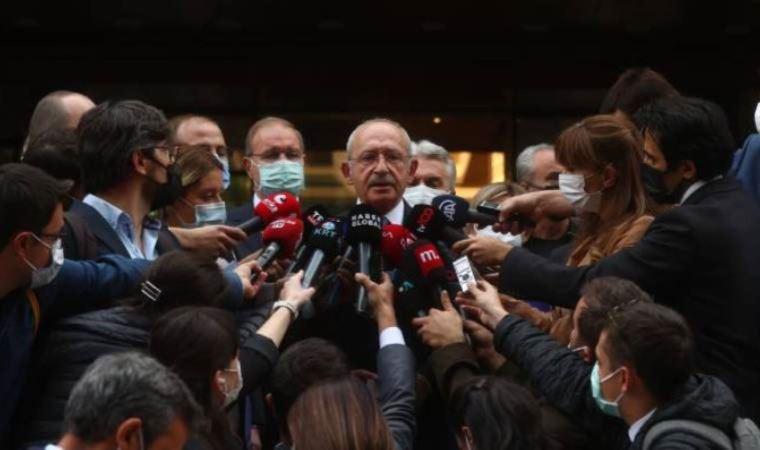 Kılıçdaroğlu'ndan savcılığa siyasi cinayetler dilekçesi