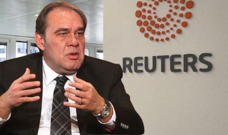 Demirören Grubu'ndan Reuters kararı