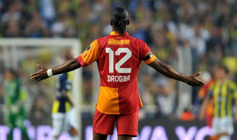 Drogba'dan çarpıcı Fenerbahçe itirafı!