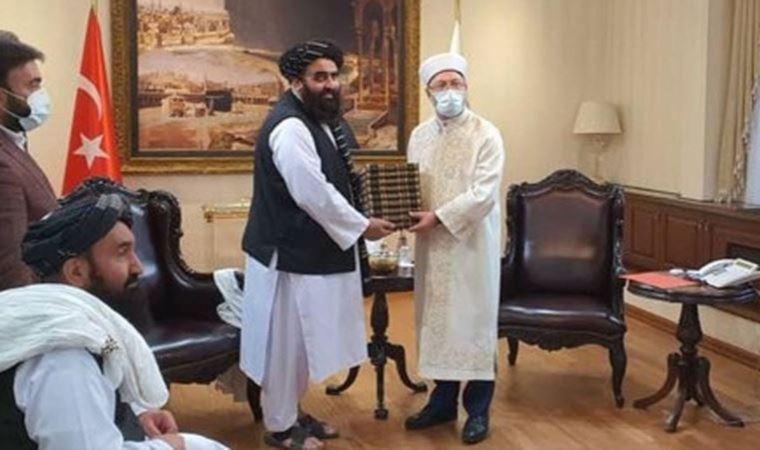 Taliban'dan Diyanet açıklaması