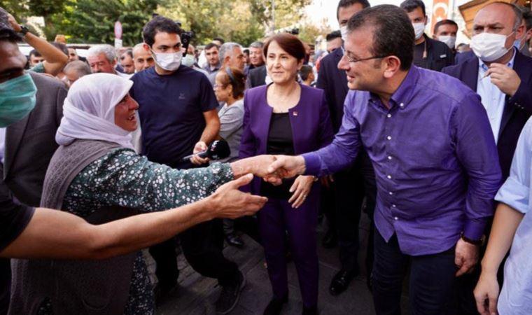 İmamoğlu'ndan Diyarbakır'da 'barış' açıklaması