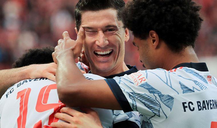 Bayern Münih'e 7 dakika yetti! | Bayer Leverkusen 1-5 Bayern Münih