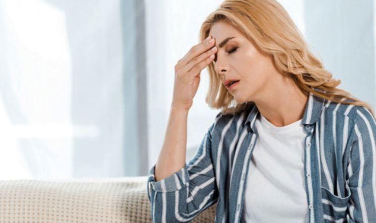 Uzmanından 'erken menopoz' uyarısı