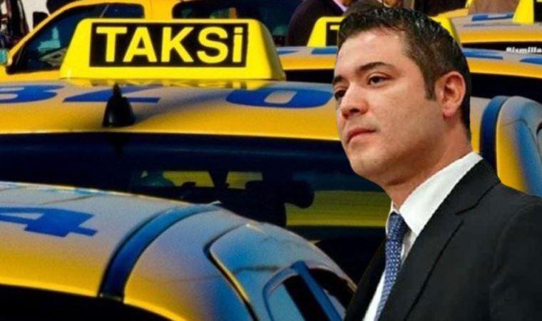Murat Ongun'dan 'taksi' paylaşımı