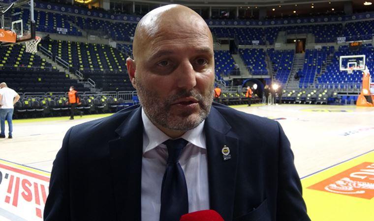 Fenerbahçe Başantrenörü Aleksandar Djordjevic: Harika bir galibiyet oldu
