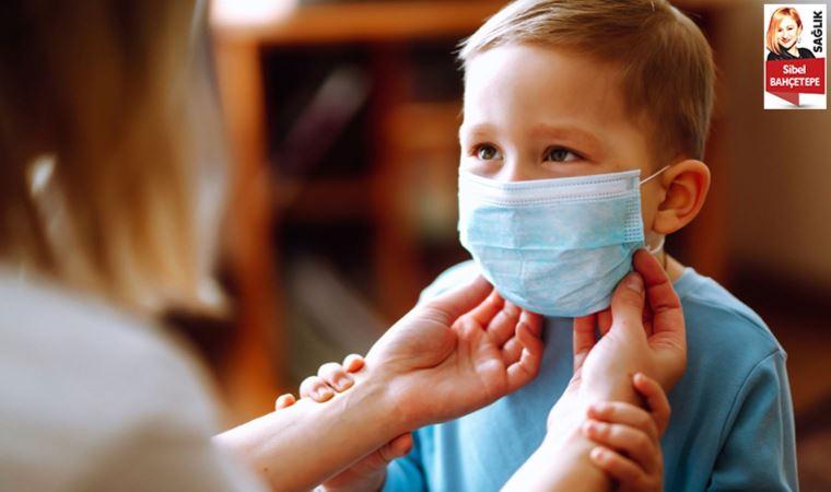 Çocuklarda solunum yollarını etkileyen hastalıkta artış