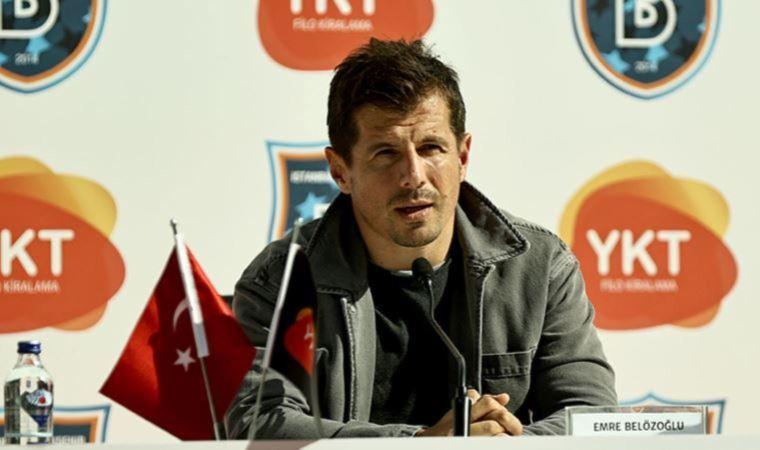 Emre Belözoğlu Aykut Kocaman'a teşekkür etti