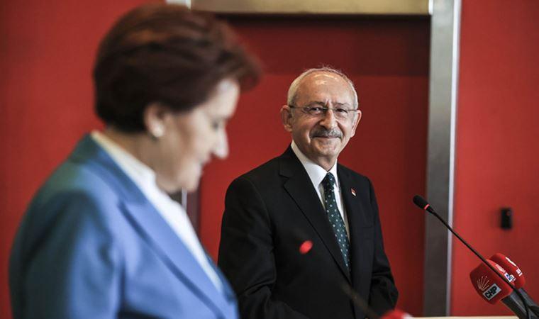 Akşener ve Kılıçdaroğlu'ndan 'Buldan' açıklaması