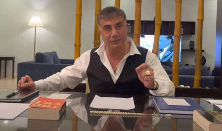 Sedat Peker'den 'Deli Çavuş' açıklaması