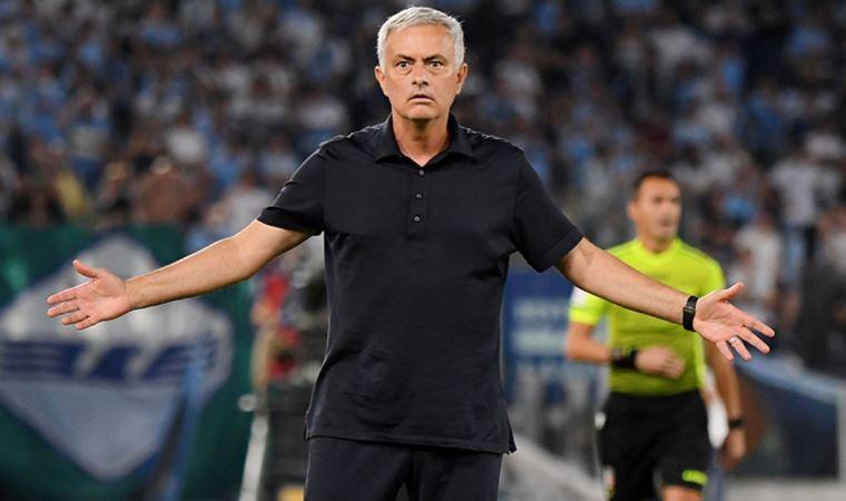 Mourinho'ya büyük şok!