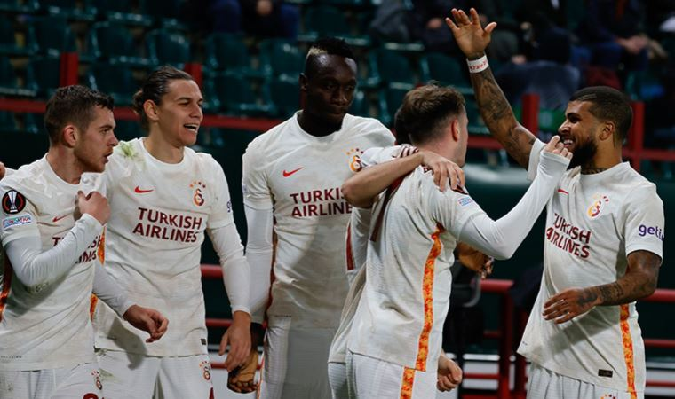 Galatasaray'dan Avrupa'da tarihi rekor!