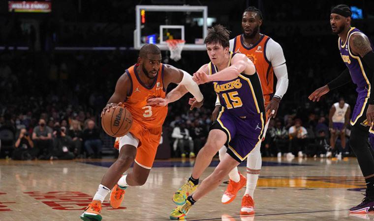 Phoenix Suns'ın yıldızı Chris Paul, rekor kırdı!