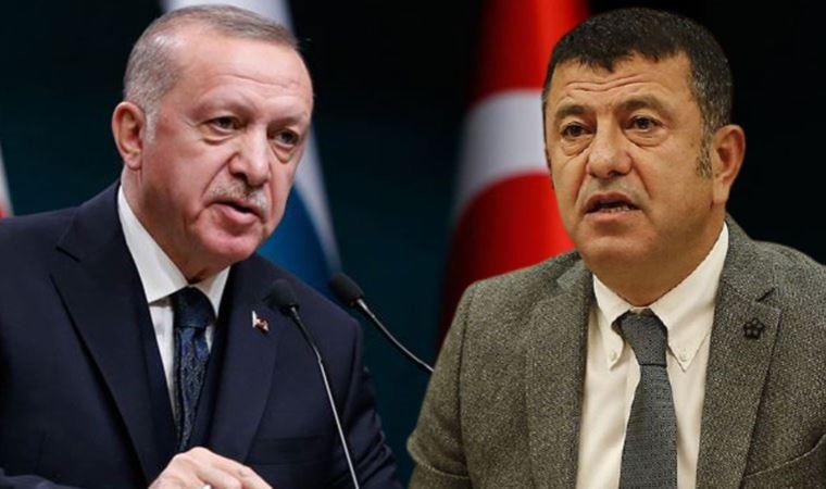 Ağbaba'dan, Erdoğan'a sert tepki
