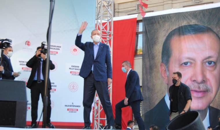 Muhalefetten Erdoğan'a 'istenmeyen kişi' yanıtı