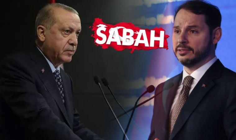 Erdoğan ile damadı karşı karşıya getirecek çıkış
