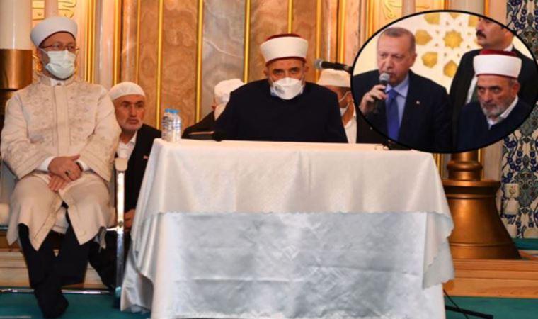 Atatürk'e lanet okudu, makamı kaptı!