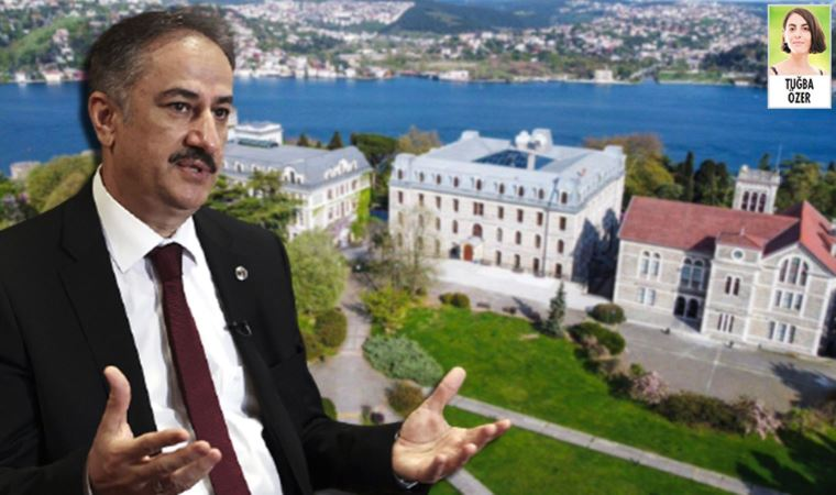 Boğaziçi Üniversitesi'nde bir ilk!