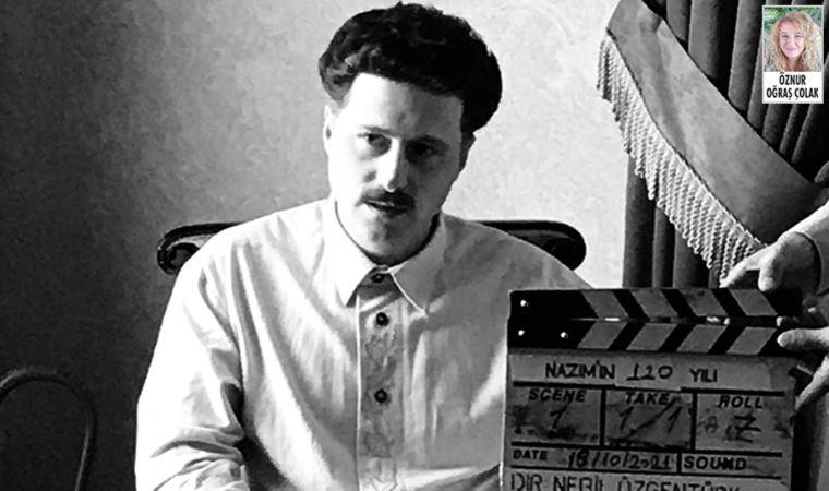 Nebil Özgentürk'ten 'Nâzım 120 Yaşında' belgeseli