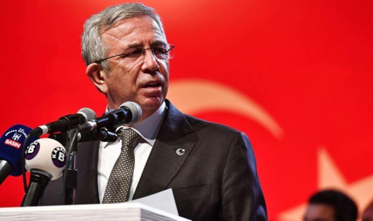 Mansur Yavaş'tan '10 büyükelçi' krizi hakkında açıklama