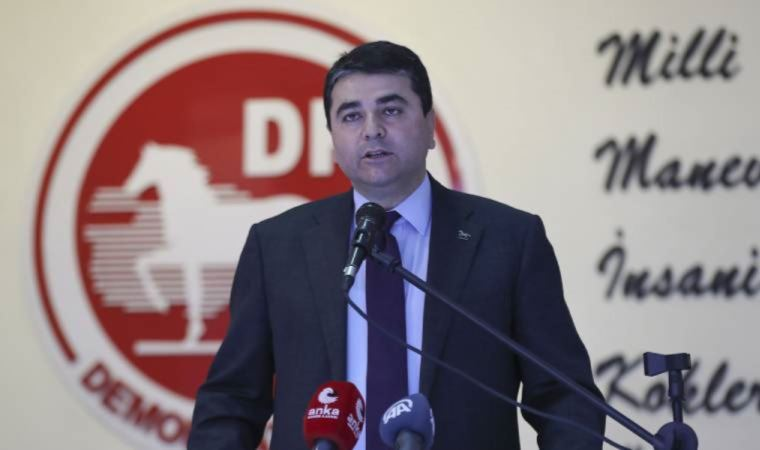 DP lideri Uysal'dan 'cumhuriyet' tepkisi