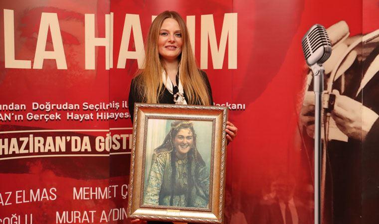 Türkiye'nin ilk seçilmiş kadın belediye başkanı Leyla Atakan'ı canlandıracak: 'Benim için büyük onur'