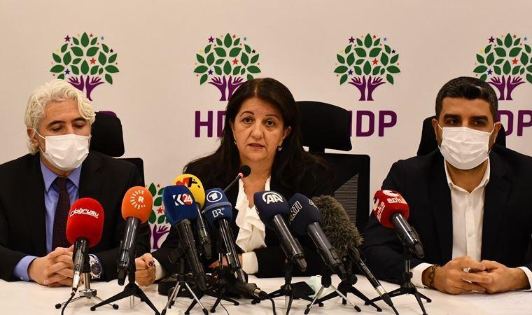 Pervin Buldan'ın da aralarında olduğu HDP'li 9 milletvekiline fezleke