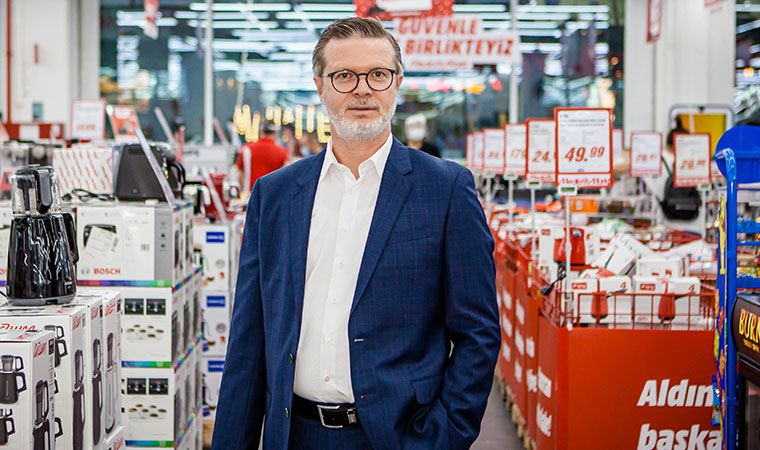 MediaMarkt İcra Kurulu Başkanı Gökyıldırım, AVM tasarısına 'uzmanlık' gözünden baktı