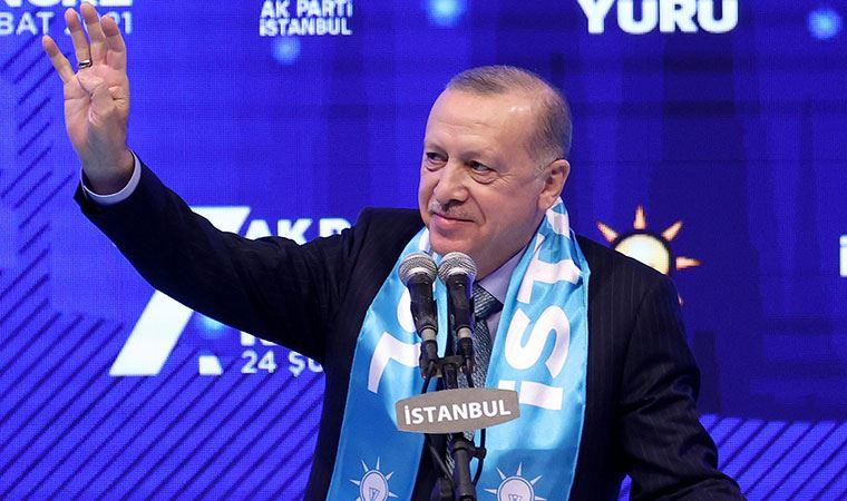 Erdoğan'dan 'Kanal İstanbul' açıklaması: İnadına yapacağız