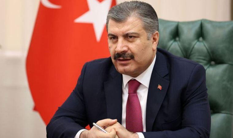Fahrettin Koca, Erdoğan'la katıldığı cenaze törenleriyle ilgili özür diledi