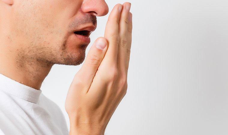 Ağız kokusuna karşı 7 etkili önlem