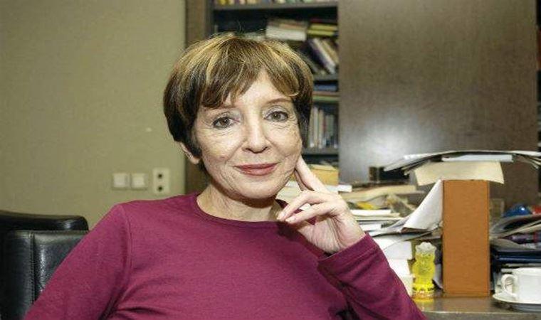 Türk edebiyatının özgür kalemi: Tomris Uyar 80 yaşında