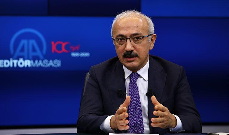 Hazine ve Maliye Bakanı Lütfi Elvan, Ekonomi Reform Paketi'nin detaylarını  anlattı
