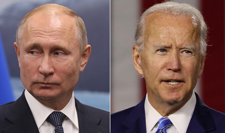 """Putin'den ABD Başkanı Biden'ın sözlerine yanıt: """"Aynaya bakmak gibidir"""""""