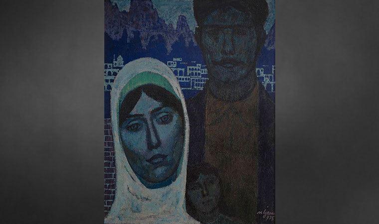 '25. Yılında Evin Sanat Galerisi'