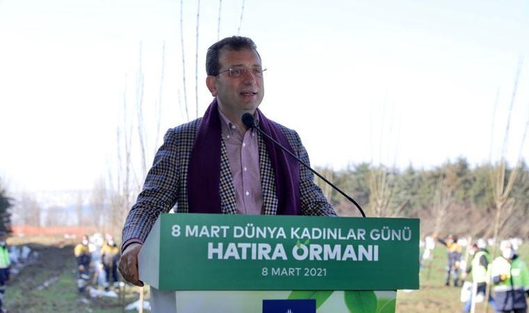 İmamoğlu, İYİ Partililerin tepkisini çeken paylaşımı ile ilgili konuştu
