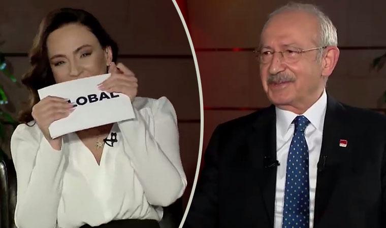 Kılıçdaroğlu'ndan Buket Aydın'a 'Kahkaha' göndermesi