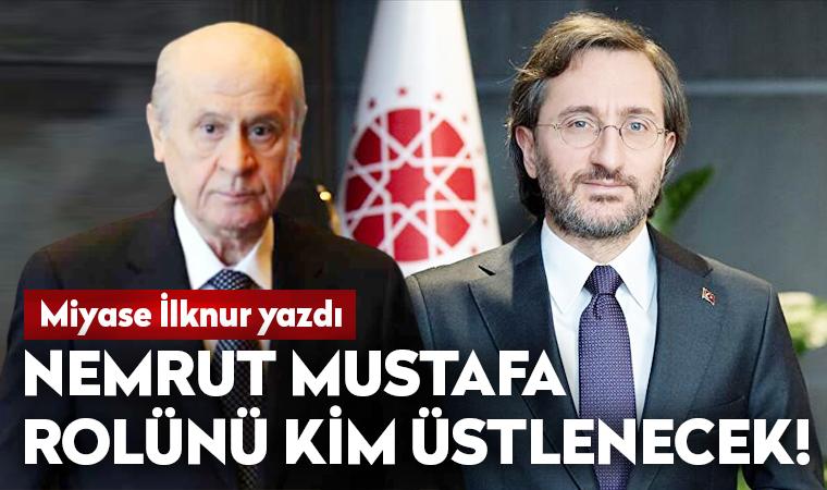 Nemrut Mustafa rolünü kim üstlenecek!