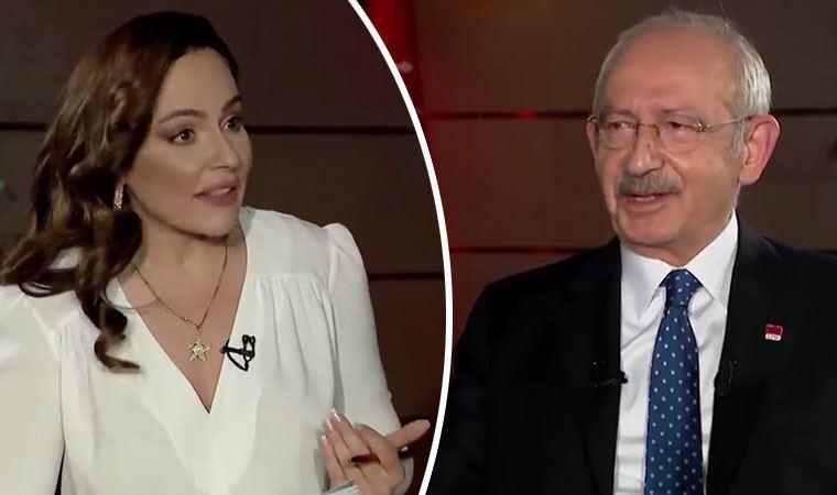 'Erdoğan' sorusuna Kılıçdaroğlu'ndan yanıt