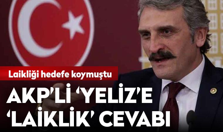 Özgür Özel'den 'Yeliz' lakaplı Çamlı'ya laiklik yanıtı