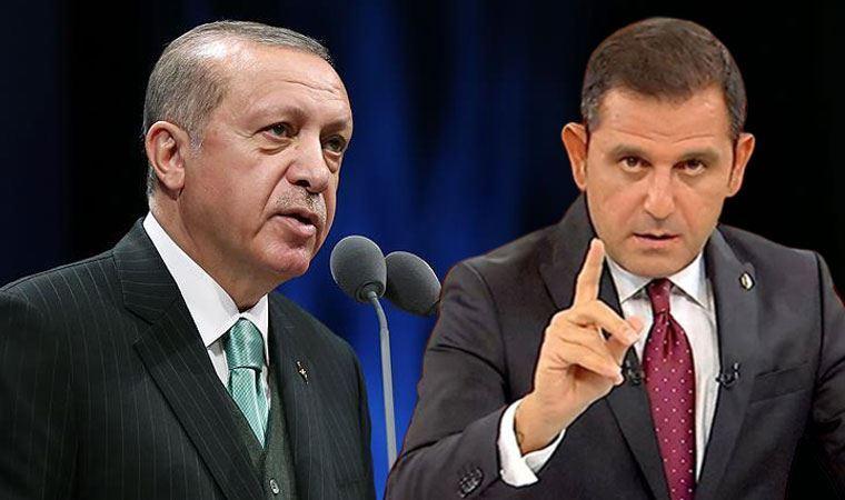 Portakal'dan, Erdoğan'a sert tepki