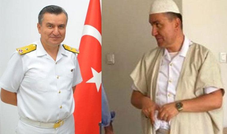 Cüppeli amiral' soruşturması bayram sonrasına kaldı