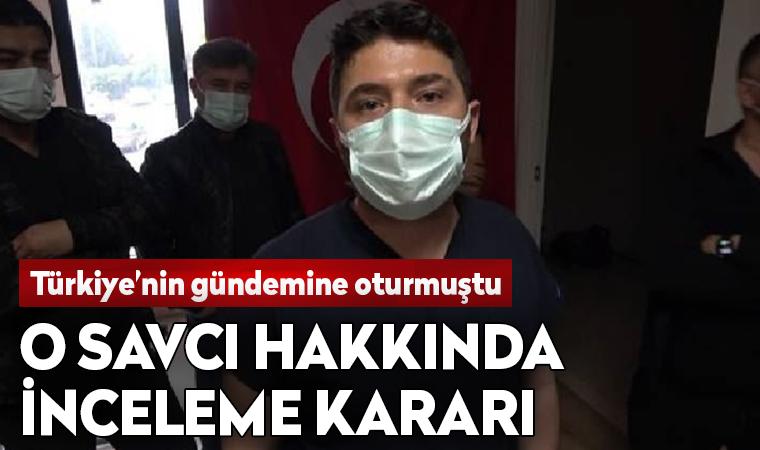 Türkiye'nin gündemine oturmuştu: O savcı için izin çıktı