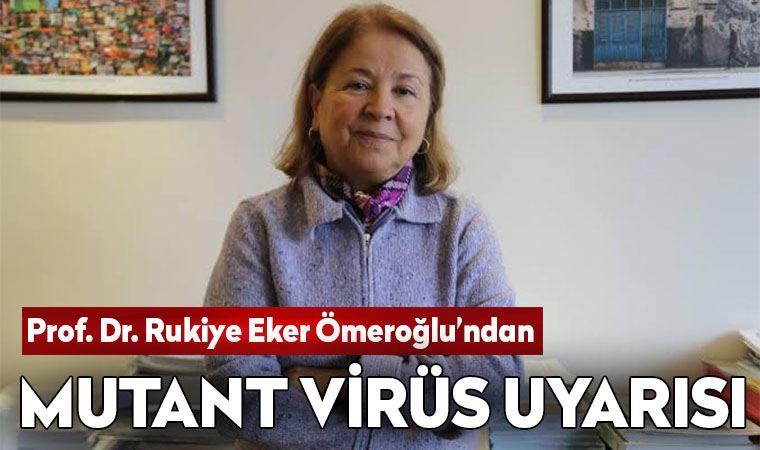 Mutant virüs uyarısı