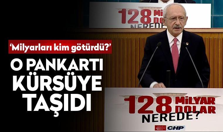 Kemal Kılıçdaroğlu: Milyarları kim götürdü?