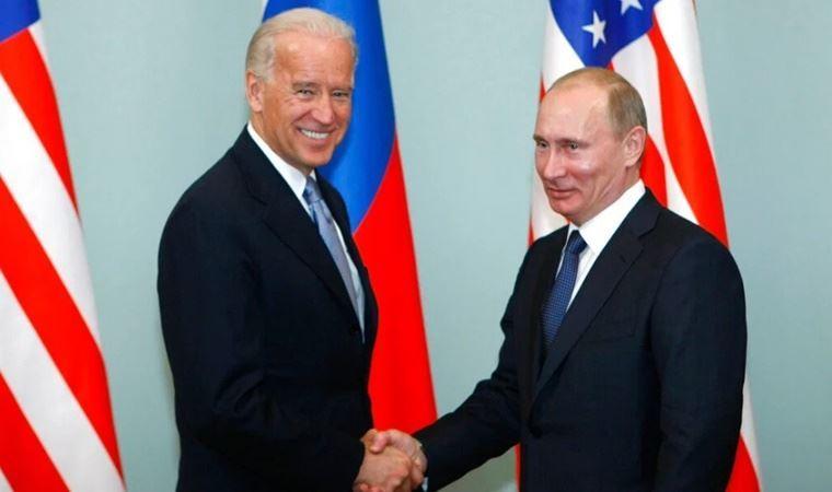 Biden'dan Putin'e üçüncü bir ülkede zirve teklifi