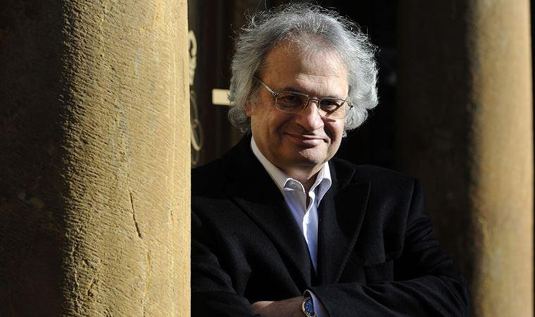 Amin Maalouf Fransız Akademisi'nde