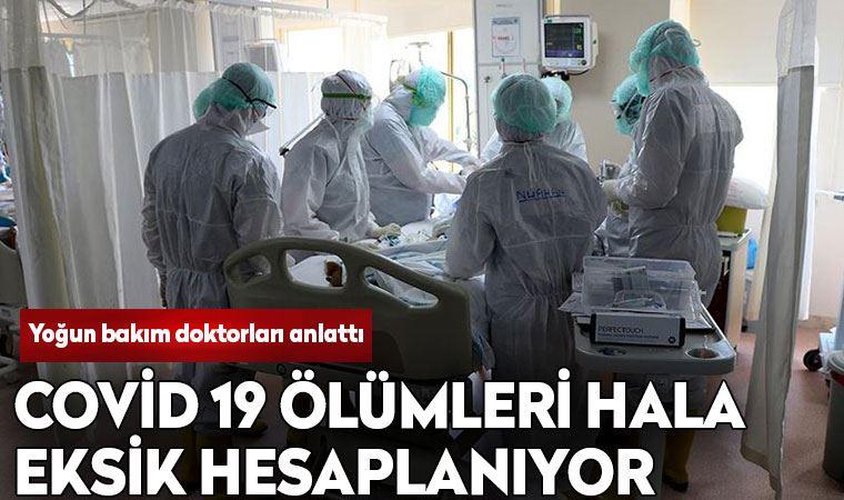 Yoğun bakım doktorları Cumhuriyet'e konuştu:
