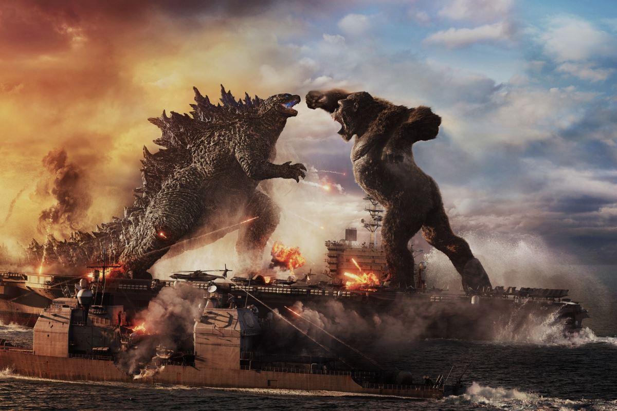 Godzilla vs. Kong: Salonlara yaraşır bir kavga!