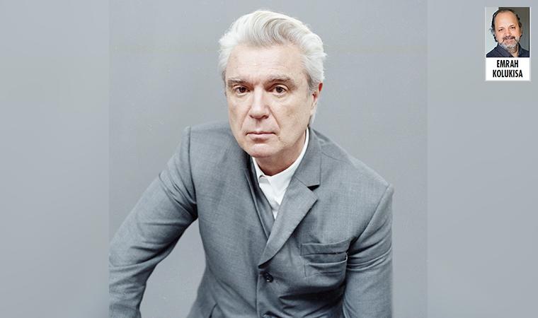 David Byrne,
