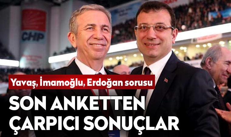 AKP ve MHP oylarında büyük düşüş... İşte son anket